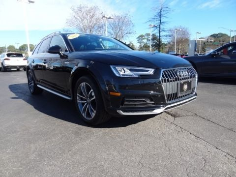 Certified Pre-Owned 2018 Audi A4 allroad 2.0T