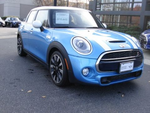 Certified Pre-Owned 2015 MINI Cooper S Base