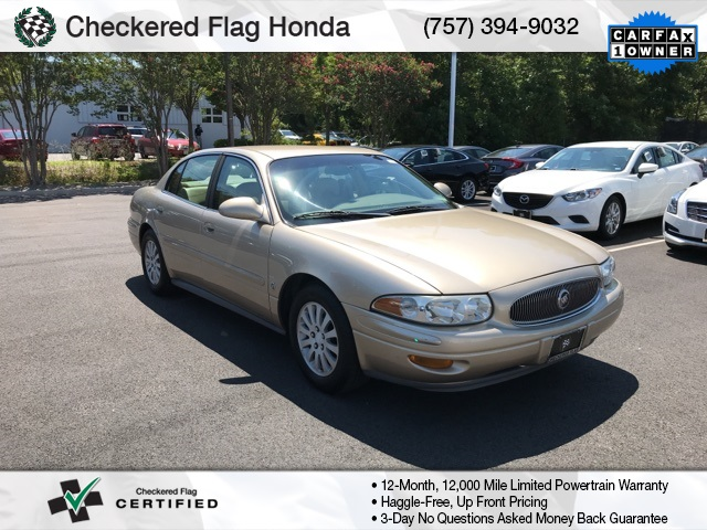 Pre-Owned 2005 Buick LeSabre Limited