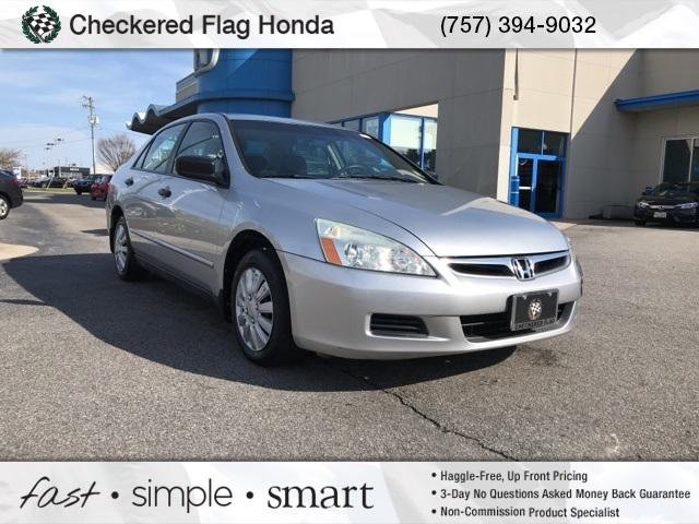 Pre Owned 2007 Honda Accord VP