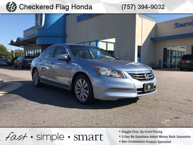 Pre Owned 2011 Honda Accord EX L W/Navigation