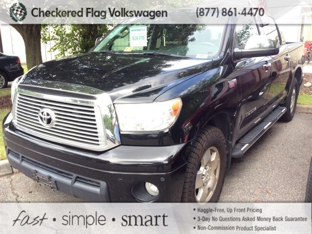 Pre Owned 2010 Toyota Tundra Limited Crewmax 4d Crewmax In Virginia
