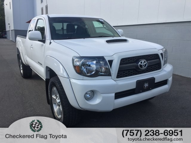 Pre Owned 2011 Toyota Tacoma Prerunner 4d Access Cab In Virginia
