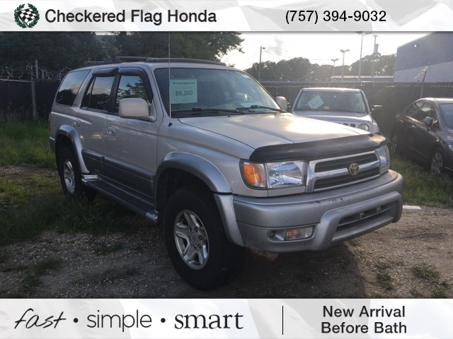 Pre Owned 1999 Toyota 4Runner Limited