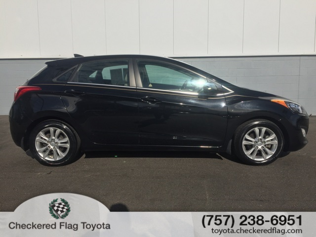 Pre Owned 2013 Hyundai Elantra Gt Base 4d Hatchback In Virginia