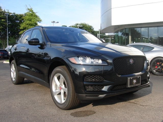New 2019 Jaguar F Pace 25t Premium 4d Sport Utility In Virginia