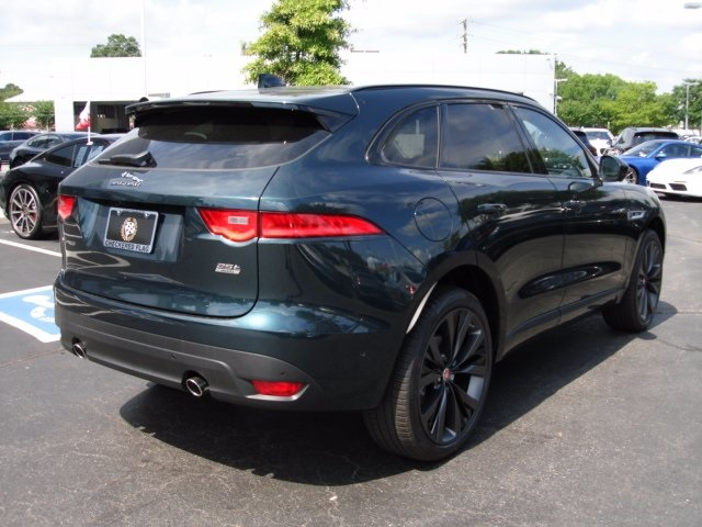 2018 jaguar f pace interior.  2018 new 2018 jaguar fpace 25t rsport in jaguar f pace interior t