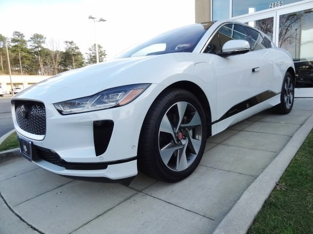 Certified Pre-Owned 2019 Jaguar I-PACE S