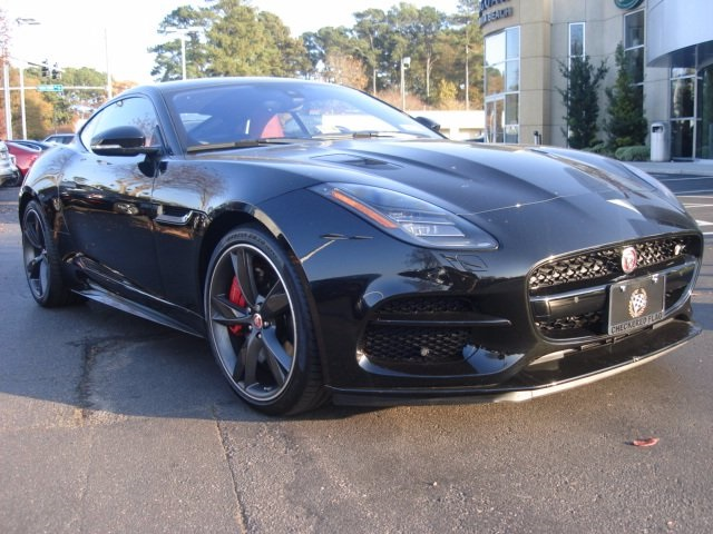 Beautiful New 2018 Jaguar F TYPE R