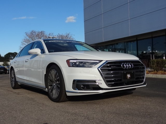 New 2019 Audi A8 L 55 4d Sedan In Virginia Beach L297735