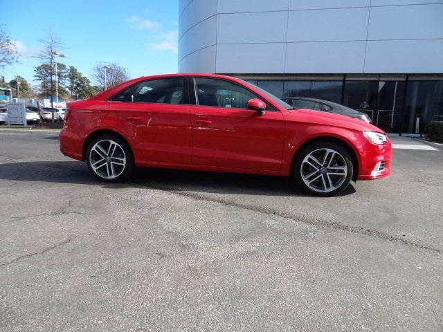 New Audi A T Premium D Sedan In Virginia Beach L - Audi a3 2018