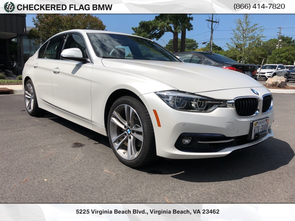 Bmw Pre Owned >> Certified Pre Owned 2017 Bmw 3 Series 330i Xdrive 4d Sedan In