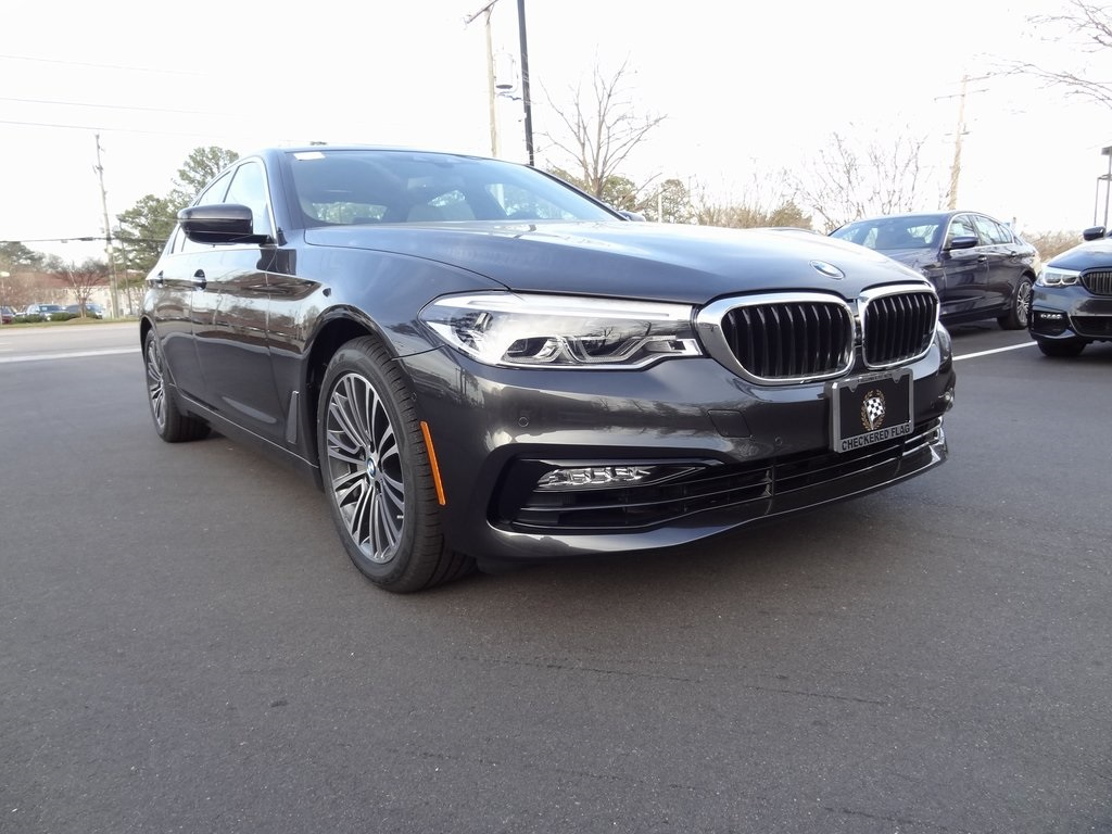 New 2018 BMW 5 Series 530i 4D Sedan in Virginia Beach B