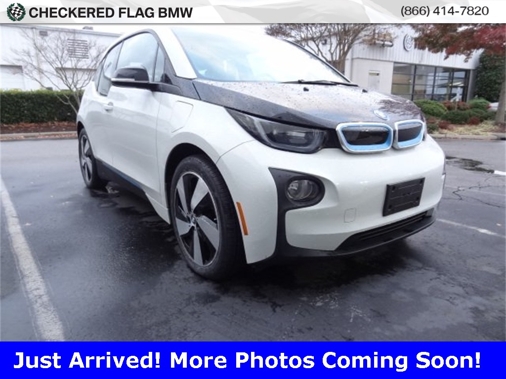 Certified Pre-Owned 2015 BMW i3 with Range Extender