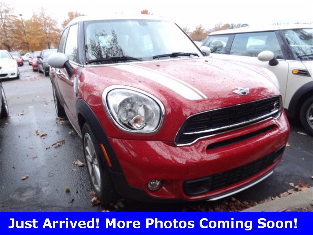 Certified Pre-Owned 2015 MINI Cooper S Countryman Base
