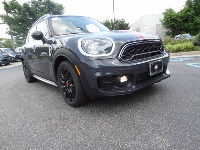 New 2019 MINI Cooper S Countryman Base