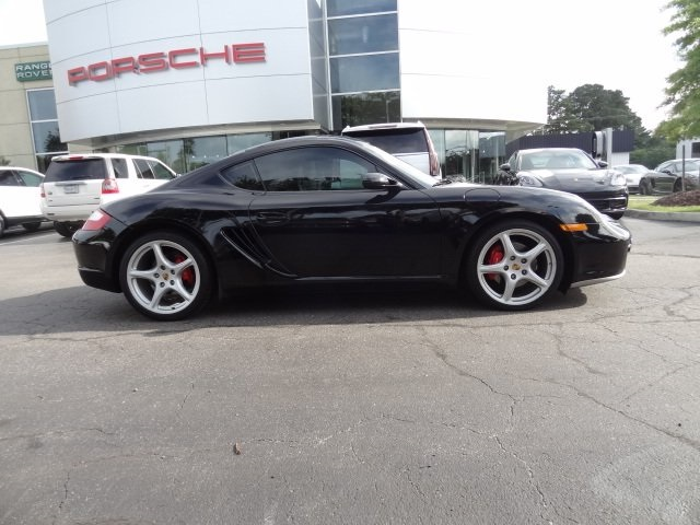 Pre Owned 2006 Porsche Cayman S 2d Coupe In Virginia Beach