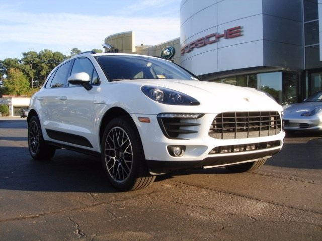 New 2018 Porsche Macan S 4d Sport Utility In Virginia