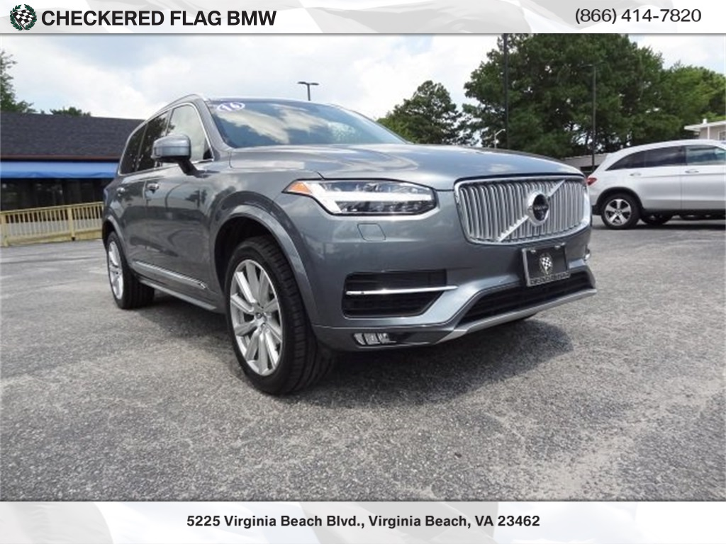 Pre-Owned 2016 Volvo XC90 T6 Inscription AWD