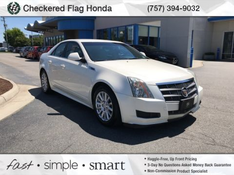 Pre-Owned 2010 Cadillac CTS Luxury