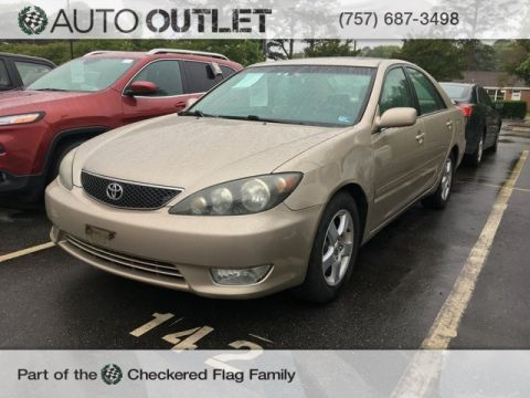 Pre-Owned 2006 Toyota Camry SE