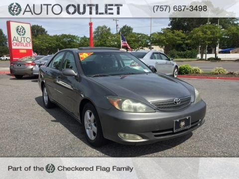 Pre-Owned 2003 Toyota Camry SE