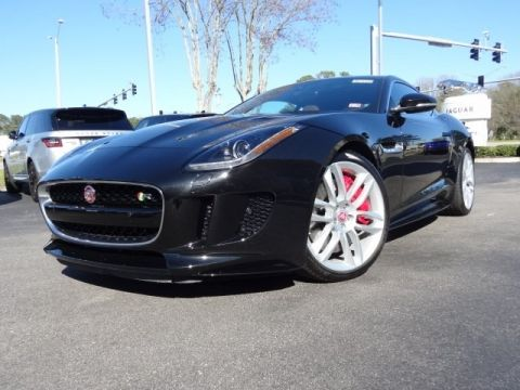 Certified Pre-Owned 2016 Jaguar F-TYPE R AWD