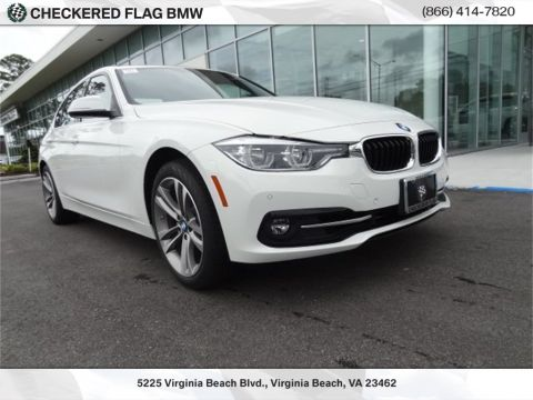 Certified Pre-Owned 2018 BMW 3 Series 330i xDrive