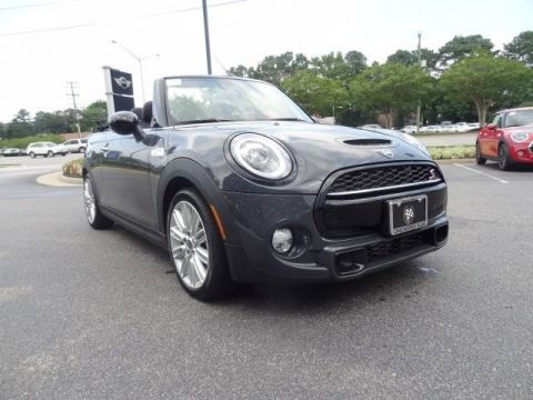 New 2019 MINI Cooper S Base