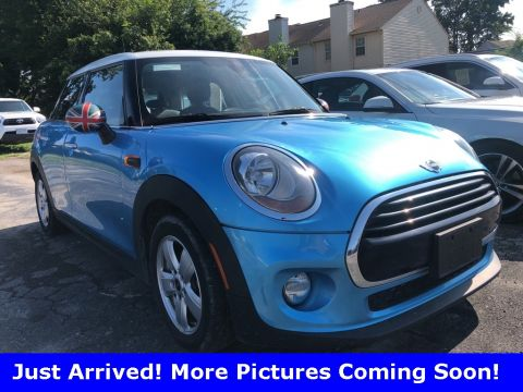 Certified Pre-Owned 2017 MINI Cooper HT